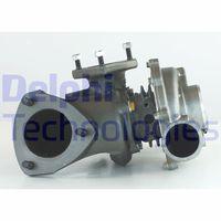 DELPHI  Kompressor, ülelaadimine HRX327