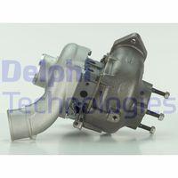 DELPHI  Kompressor, ülelaadimine HRX337