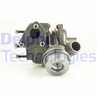DELPHI  Kompressor, ülelaadimine HRX341