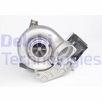 DELPHI  Kompressor, ülelaadimine HRX503