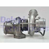 DELPHI  Kompressor, ülelaadimine HRX514