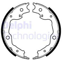 DELPHI  Piduriklotside komplekt LS1999