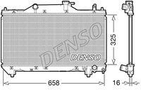 DENSO  Radiaator, mootorijahutus DRM50131