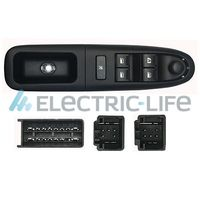 ELECTRIC LIFE  Lüliti, aknatõstuk ZRPGP76005