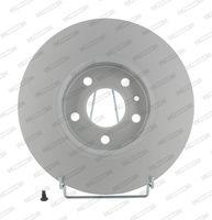 FERODO  Piduriketas PREMIER Coat+ disc DDF1204C-1