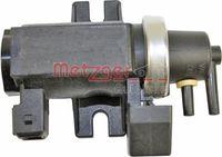 METZGER  Survemuundur, turbokompressor ORIGINAL ERSATZTEIL GREENPARTS 12V 0892424