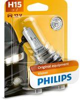 PHILIPS  Hõõgpirn H15 12V 55/15W 12580B1