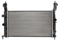 THERMOTEC  Radiaator, mootorijahutus D7X077TT
