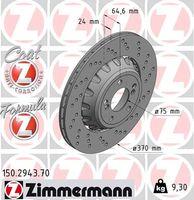 ZIMMERMANN  Piduriketas FORMULA Z COAT Z 150.2943.70