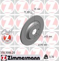 ZIMMERMANN  Piduriketas COAT Z 370.3086.20